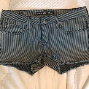 Big Star Stripped Shorts